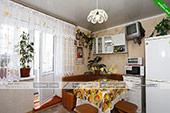 Кухня - двухкомнатная квартира в Орджоникидзе