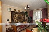 Маленькая комната - двухкомнатная квартира в Орджоникидзе