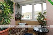 Лоджия - двухкомнатная квартира в Орджоникидзе