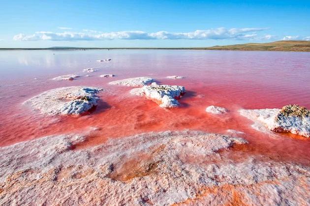Кояшское озеро (2 фото)