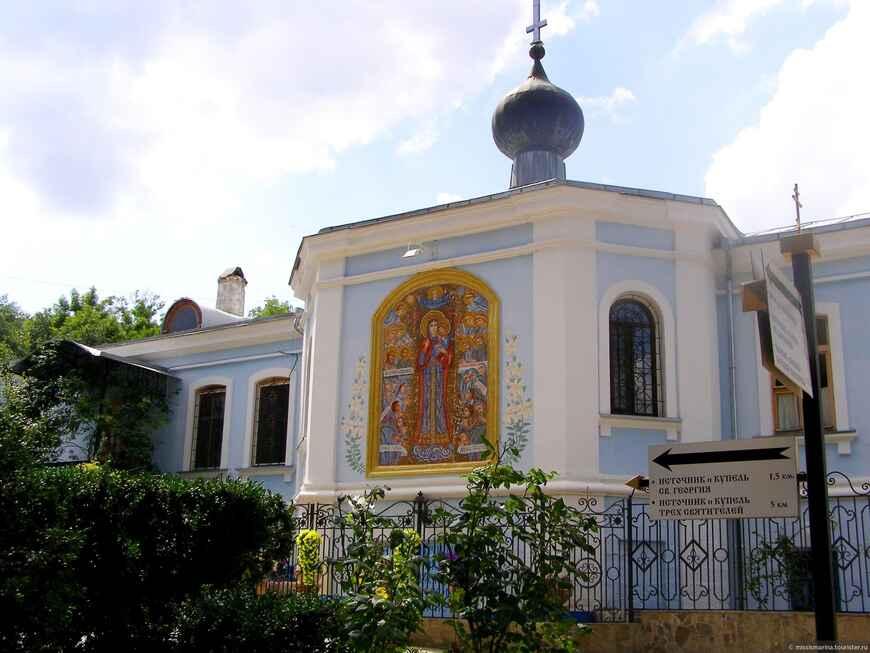 Топловский Свято-Троице Параскевиевский монастырь (4 фото)