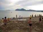 Пляжный волейбол от ordjon.com