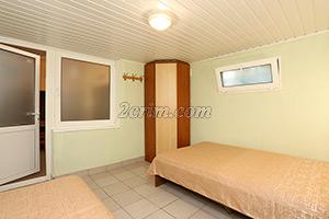 1-й комплекс на 4х - 5х человек в Гостевом доме Крымский кораблик.