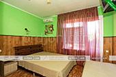 Вид мини-отеля Магнолия в Орджоникидзе