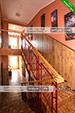 Лестница в мини-отеле Магнолия