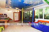 Детская комната в мини-отеле Магнолия