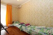 Спальня - Номер в эллинге №41