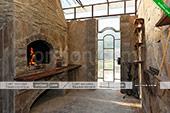 Зона мангала - Гостевой дом на Волне в Орджоникдизе, Феодосия.