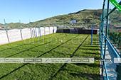 Спорт площадка - Гостевой дом на Волне в Орджоникдизе, Феодосия.
