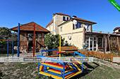 Детская площадка - Гостевой дом на Волне в Орджоникдизе, Феодосия.