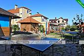 Настольный теннис - Гостевой дом на Волне в Орджоникдизе, Феодосия.