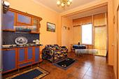 Комната-кухня в эллинге - Л1, Старт, Орджоникидзе