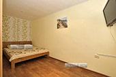 Спальня - Гостевой дом в кооп. Фаетон в Орджоникдизе.