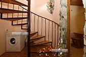Лестница - Гостевой дом в кооп. Фаетон в Орджоникдизе.