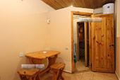 1-й этаж - Гостевой дом в кооп. Фаетон в Орджоникдизе.