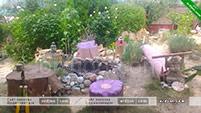 Зона отдыха - Эксклюзивные домики в Орджоникидзе.
