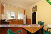Общая кухня - гостевой дом Крымский дворик в Орджоникидзе, Феодосия