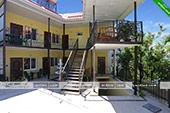 Двор - гостевой дом Крымский дворик в Орджоникидзе, Феодосия