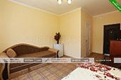 Двух-трехместный номер - гостевой дом Крымский дворик в Орджоникидзе, Феодосия