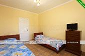 Двухместный номер - гостевой дом Крымский дворик в Орджоникидзе, Феодосия