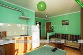 Двухкомнатный номер - гостевой дом Зодиак в Орджоникидзе, Феодосия
