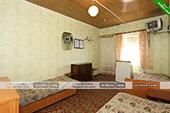 Номер с частичными удобствами в пансионате Донбасс - Орджоникидзе