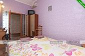 1-я комната - Эллинг №6 в кооп. Катран в Орджоникидзе