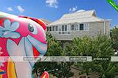 Вид на дом - Частный дом на Морская - Орджоникидзе Крым