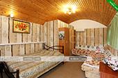 Отдельный номер - Частный дом на Морской 16 - Орджоникидзе Крым