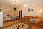 1-й этаж - Эллинг №22 в кооп. Катран в Орджоникдизе, Феодосия.