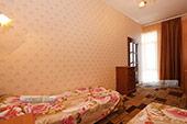 2-й этаж - Эллинг №22 в кооп. Катран в Орджоникдизе, Феодосия.