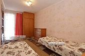 3-й этаж - Эллинг №22 в кооп. Катран в Орджоникдизе, Феодосия.