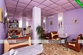 Гостиница в Орджоникидзе