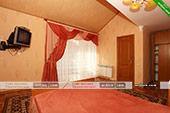 Номер (3-й этаж) - Эллинг 18 в Орджоникидзе (Катран)