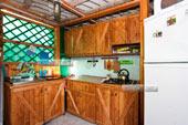 Общая кухня дома Новая Династия в Орджоникидзе