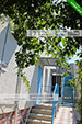 Двор - коттедж Феникс на Морской 10 в Орджоникидзе
