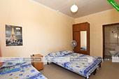 3-х местный номер в частном доме Джулия в Орджоникидзе