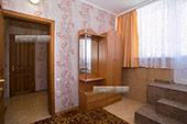 Прихожая - Первый этаж - коттедж Вариант (Орджоникидзе)