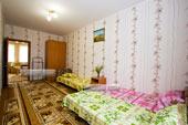 Первая комната в коттедже Вариант (Орджоникидзе)