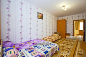 Вторая комната в коттедже Вариант (Орджоникидзе)