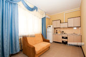 Первый номер - гостевой дом Марго в Катране Орджоникидзе