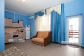 Второй номер - гостевой дом Марго - Катран - Орджоникидзе