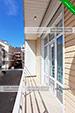 Балкон - Номер на втором этаже эллинга 4 (Рыбачок) в Катране