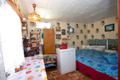 Комната с кухонькой в домике в Орджоникидзе