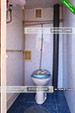 Туалет на Даче Теремок в Орджоникидзе, Крым