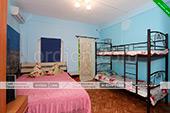 3-хместны номер в домике Жанна в Орджоникидзе