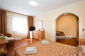номер на 1м этаже в гостевом доме в Орджоникидзе