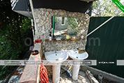 Умывальники в гостевом доме У моря в Орджоникидзе
