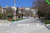 Орджоникидзе весной Март 2014