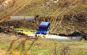 Подготовка и тестирование трассы для Джип спринта в Орджо